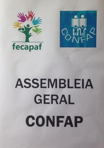 Assembleia da Confap, no Agrupamento de Escolas D. Sancho I em Vila Nova de Famalicão, 28/03/2015